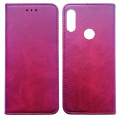 Чехол-книжка Black TPU Magnet for Xiaomi Redmi 7 Pink