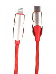 USB кабель Baseus Fish eye Cable Type-C For IP 1m Red