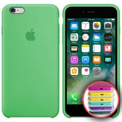 Silicone Case Full for iPhone 6SPlus (50) spearmint