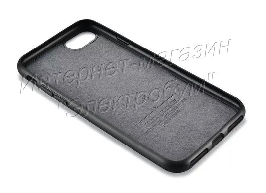 "Кожаный чехол бампер для iPhone 7|8 ""iCarer"" Shenzhou Genuine Leather Fashional"