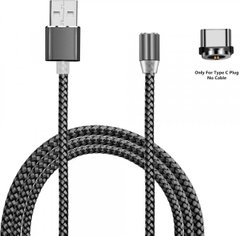 Кабель Магнитный X-Cable Magnetic-360 for Type-C Black