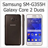 Samsung Galaxy Core 2 Duos SM-G355H|DS
