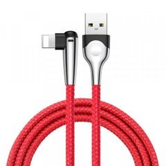USB кабель Baseus sharp-bird mobile game cable USB For Type-C 3A 1M Red